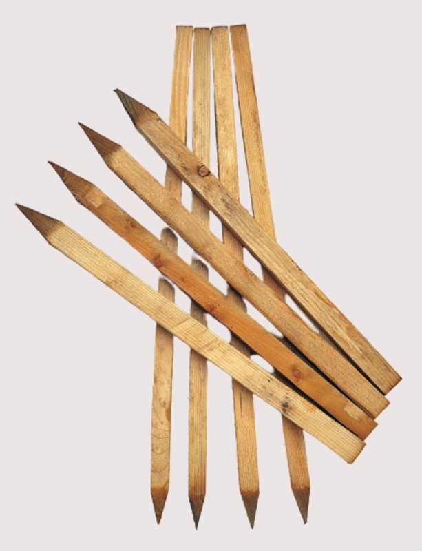 Square Softwood Stakes