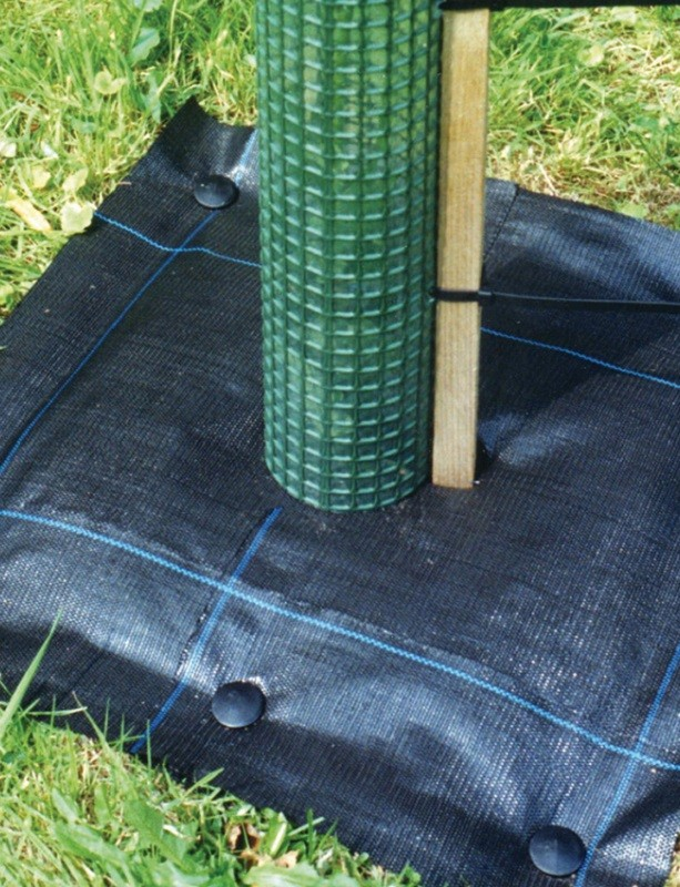 Woven Polypropylene Mulch Mat