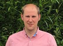 Jonathan Cameron - Sales & Marketing Manager