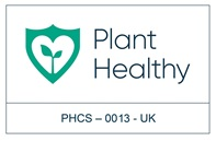 Plant Healthy Certification No. PHCS-0013-UK