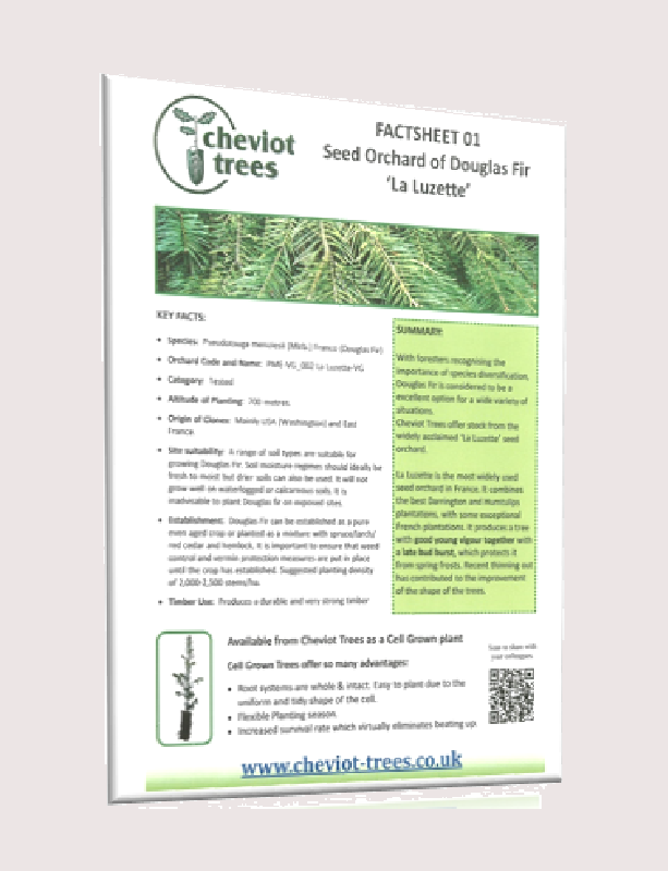Seed Source Fact Sheets